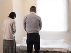 お葬式の流れ1:ご逝去