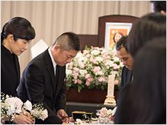 お葬式の流れ4:告別式