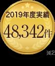 2019年度実績 48,342件