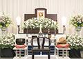 小さな一般葬プランの写真