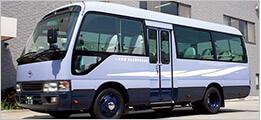 送迎バスのイメージ