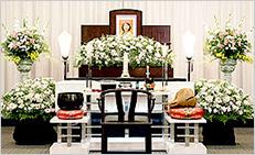 生花祭壇のイメージ