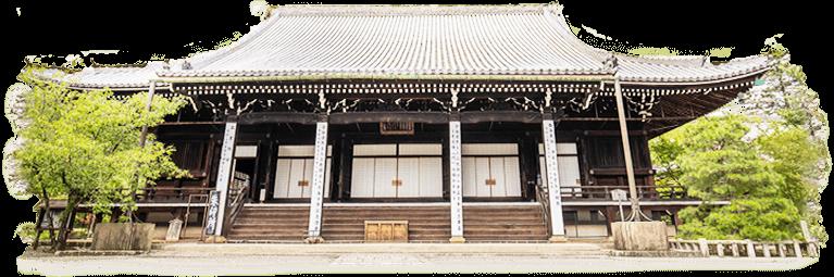 寺院のイメージ