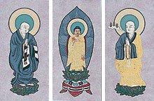 「浄土宗」仏壇の掛け軸