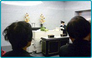 火葬前式のイメージ