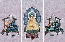 「天台宗」仏壇の掛け軸