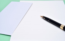 四十九日法要後に送るお礼状の書き方とは?香典返しの選び方もご紹介!