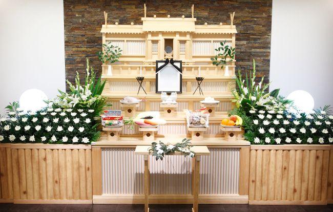 神道(神式)の葬式に参列される方へ 神葬祭の流れとマナー