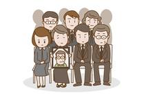 葬儀に「参列」すると「列席」するの違いとは?当日のマナーについても解説!
