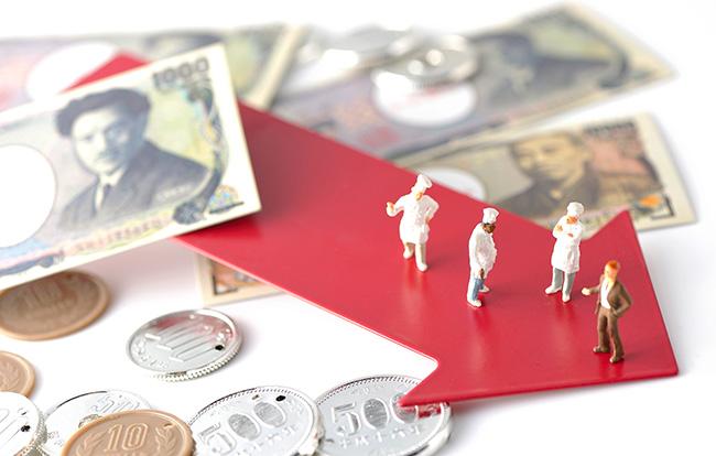 年金の手取り額は年々減少傾向にある!平均の受給額はいくら?