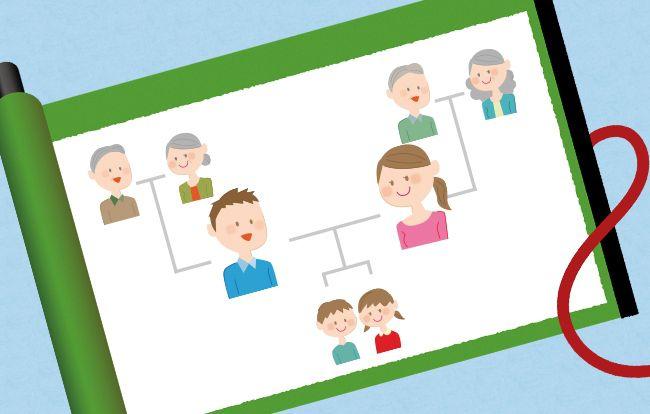 家系図で自分のルーツを知れる!家系図作成時の調べ方