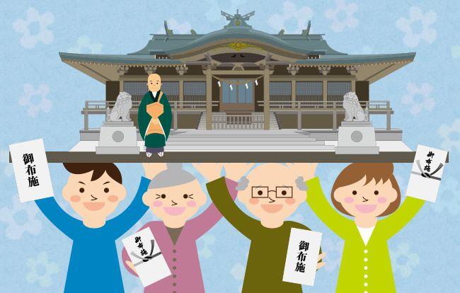檀家とは寺院の運営を支える存在!入檀や離檀にかかる費用や注意点を解説