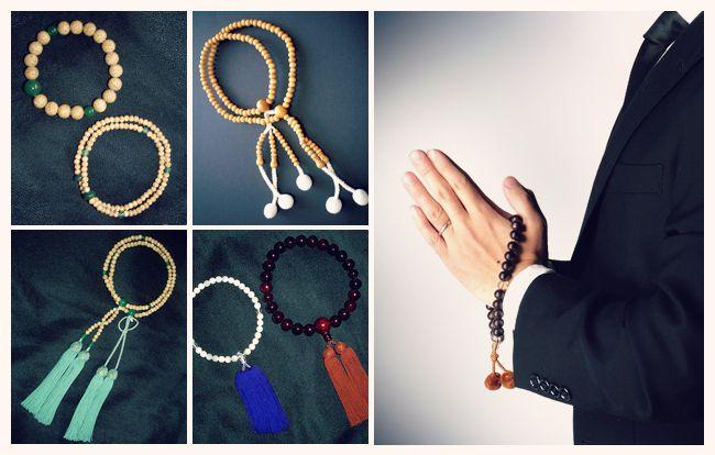 お葬式での数珠の使い方と宗派ごとの数珠の種類