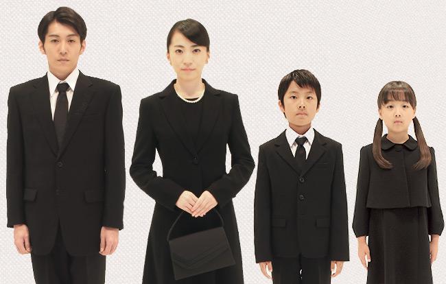 告別式・葬儀での服装について