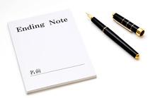 無料配布のエンディングノートの特徴と使用するメリットとは?